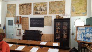 Le bureau du professeur