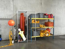 l'équipement pour le sauvetage en mer